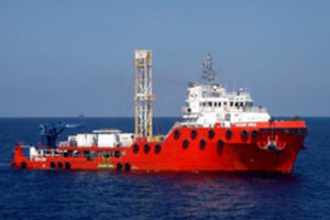 Dedicated Offshore Geotechnical Vessel